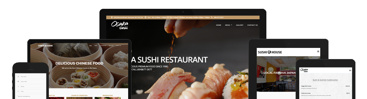 website_restaurant