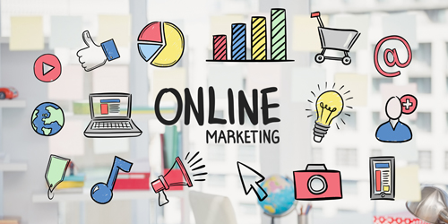 Online Marketing Image