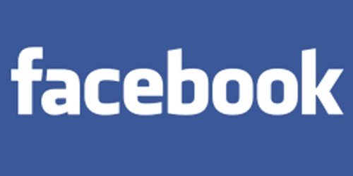 Facebook font Icon
